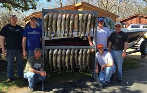 Picture of Put-in-Bay Walleye and Perch Fishing
