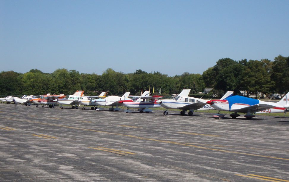 Picture of the Put-in-Bay Airport