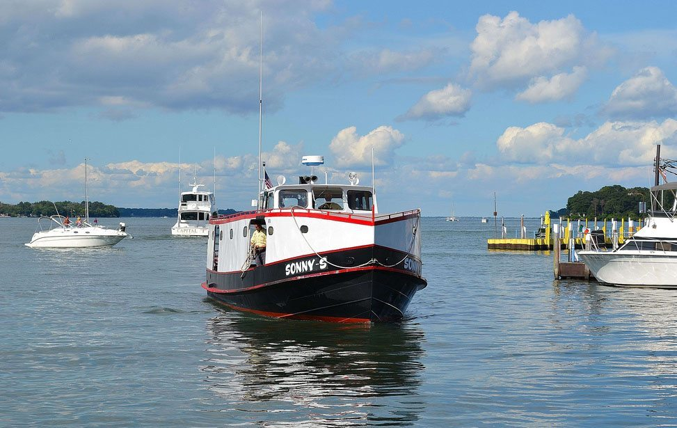 Photo of the Sonny S Ferry to Put-in-Bay