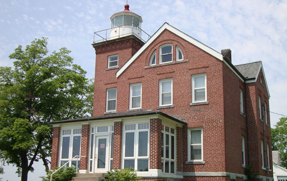 Photo of the Put-in-Bay Lighthouse