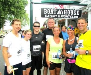 5K Race picture from Put-in-Bay