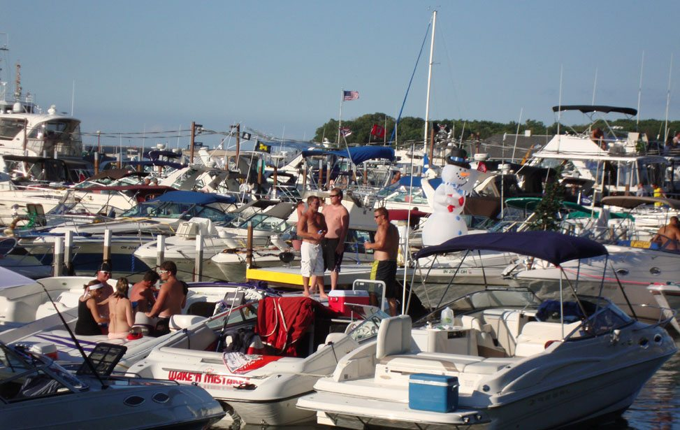 Photo of Put-in-Bay Boat Docks